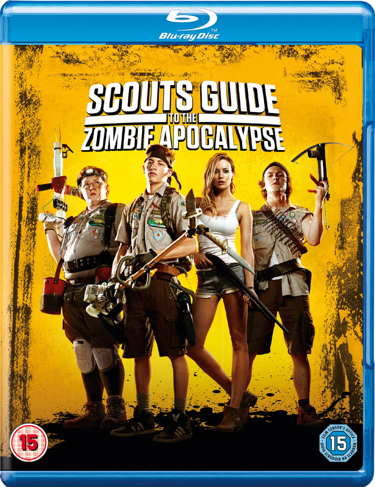 Rent Scouts Guide to the Zombie Apocalypse on DVD - www ...