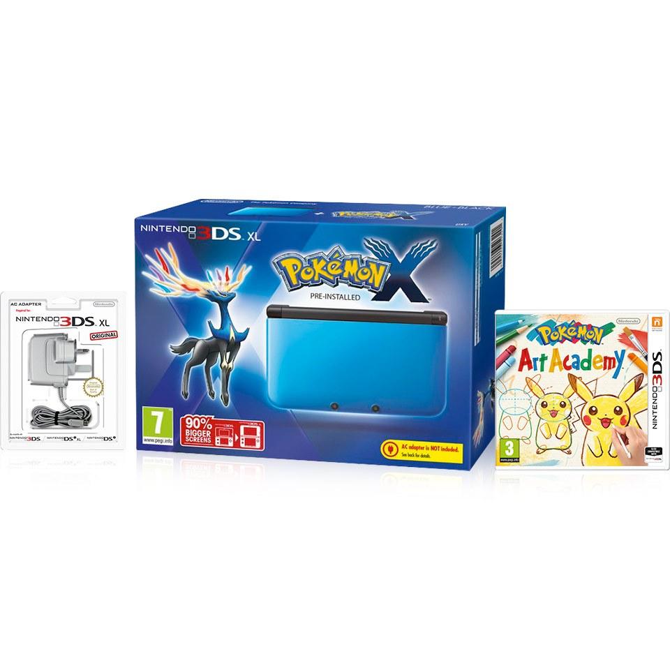 NINTENDO 3DS XL SKAL