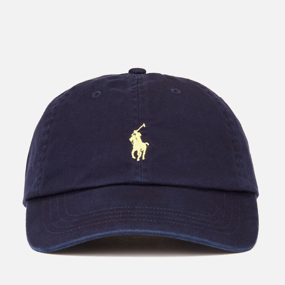 540715dc Polo Ralph Lauren Men's Cap - Relay Blue/Yellow - Free UK Delivery ...