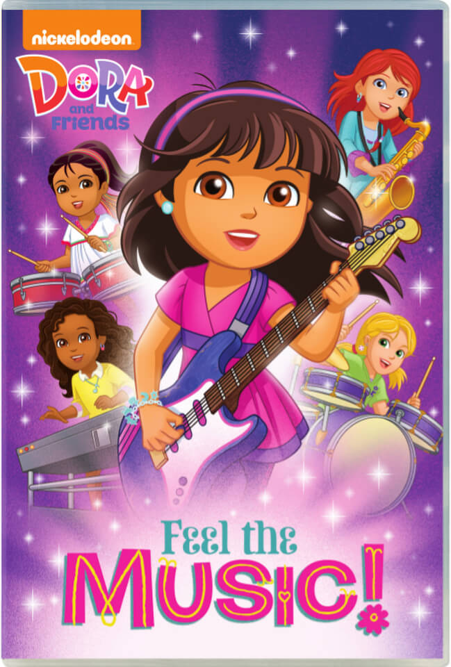 Dora And Friends Cake Uk