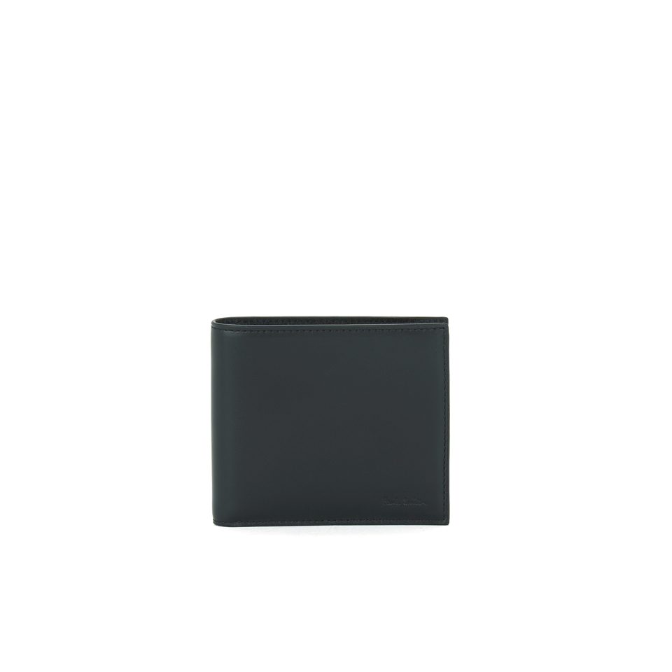 Paul Smith Accessories Men s Cycle Billfold Wallet - Black - Free UK ... 4db983895