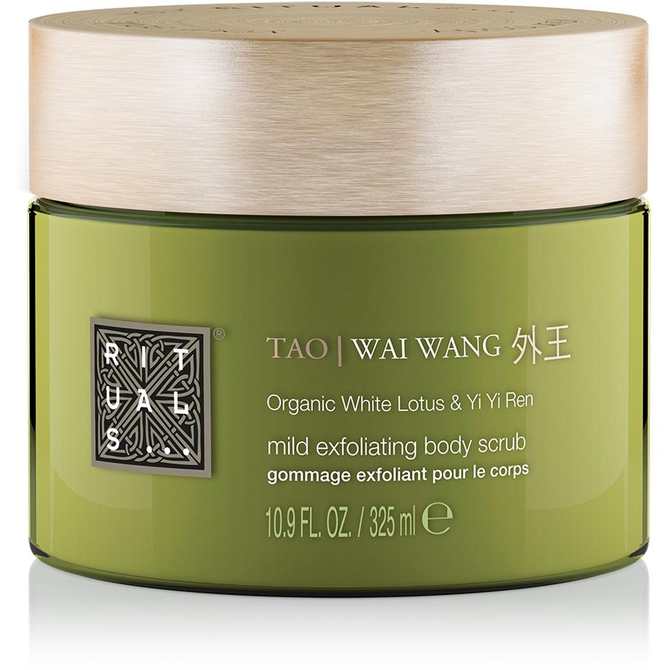 rituals wai wang body scrub 325ml free shipping. Black Bedroom Furniture Sets. Home Design Ideas
