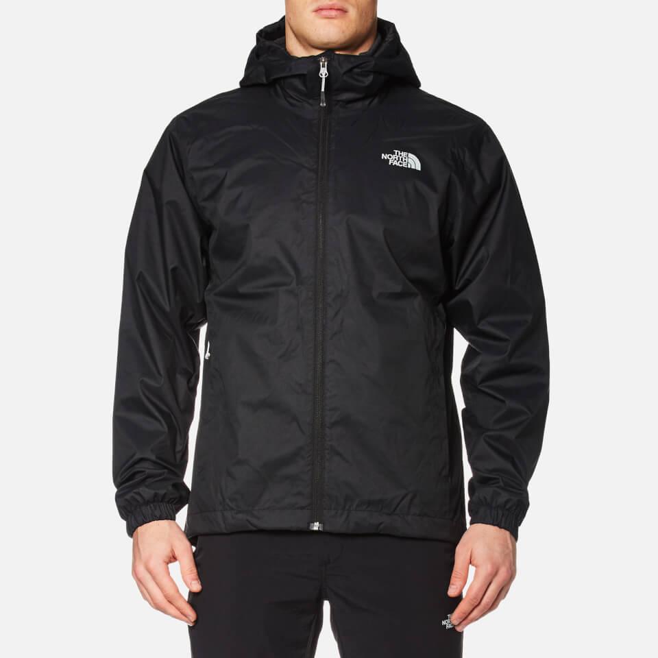 The North Face Men S Men S Quest Jacket Tnf Black