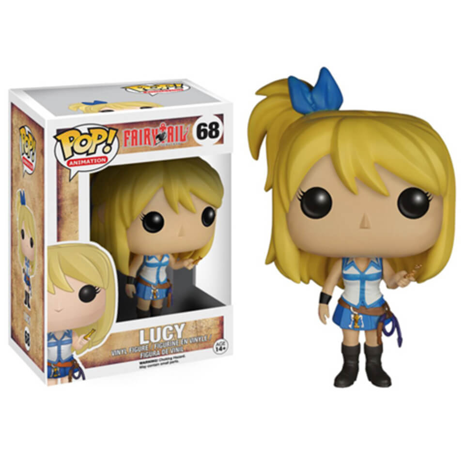 Fairy Tail Lucy Pop! V...