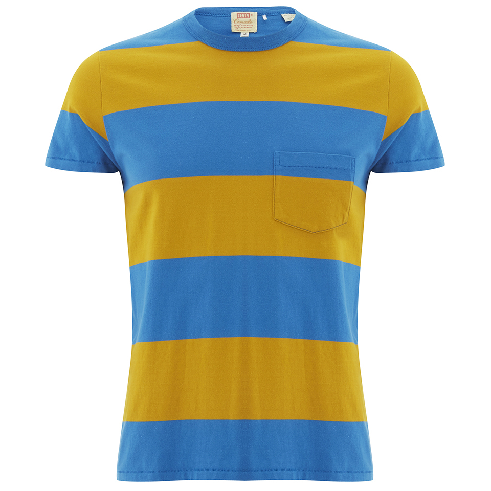 Levi's Vintage Men's 60s Casual Stripe T-Shirt