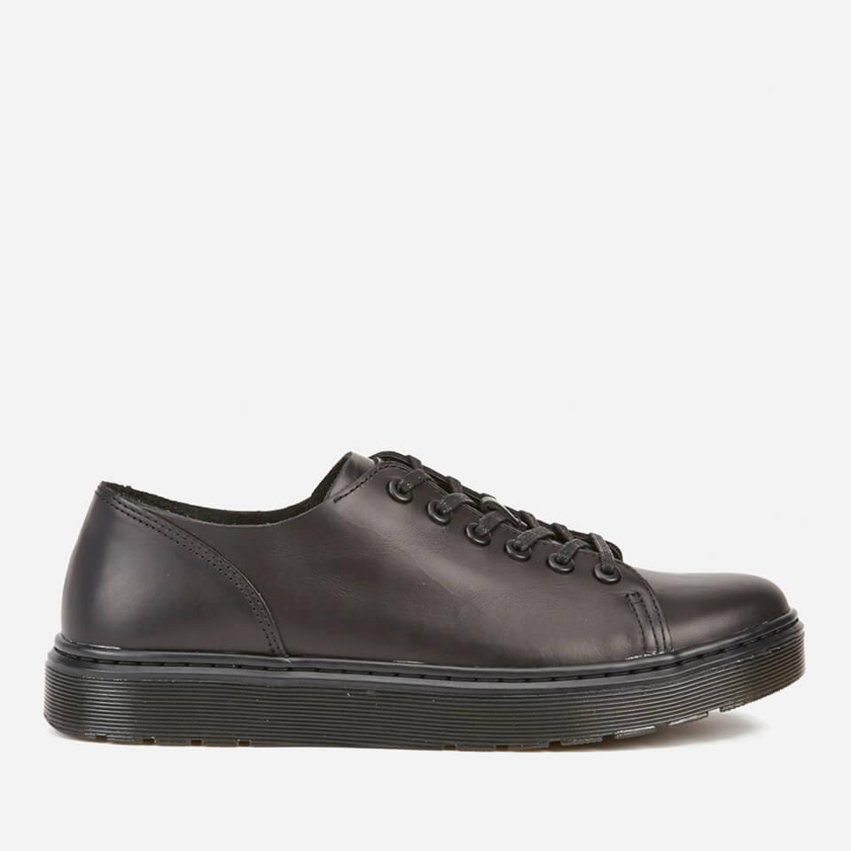 dc25b47188c ... Dr. Martens Men's Vibe Dante Brando 6-Eye Low Top Shoes - Black