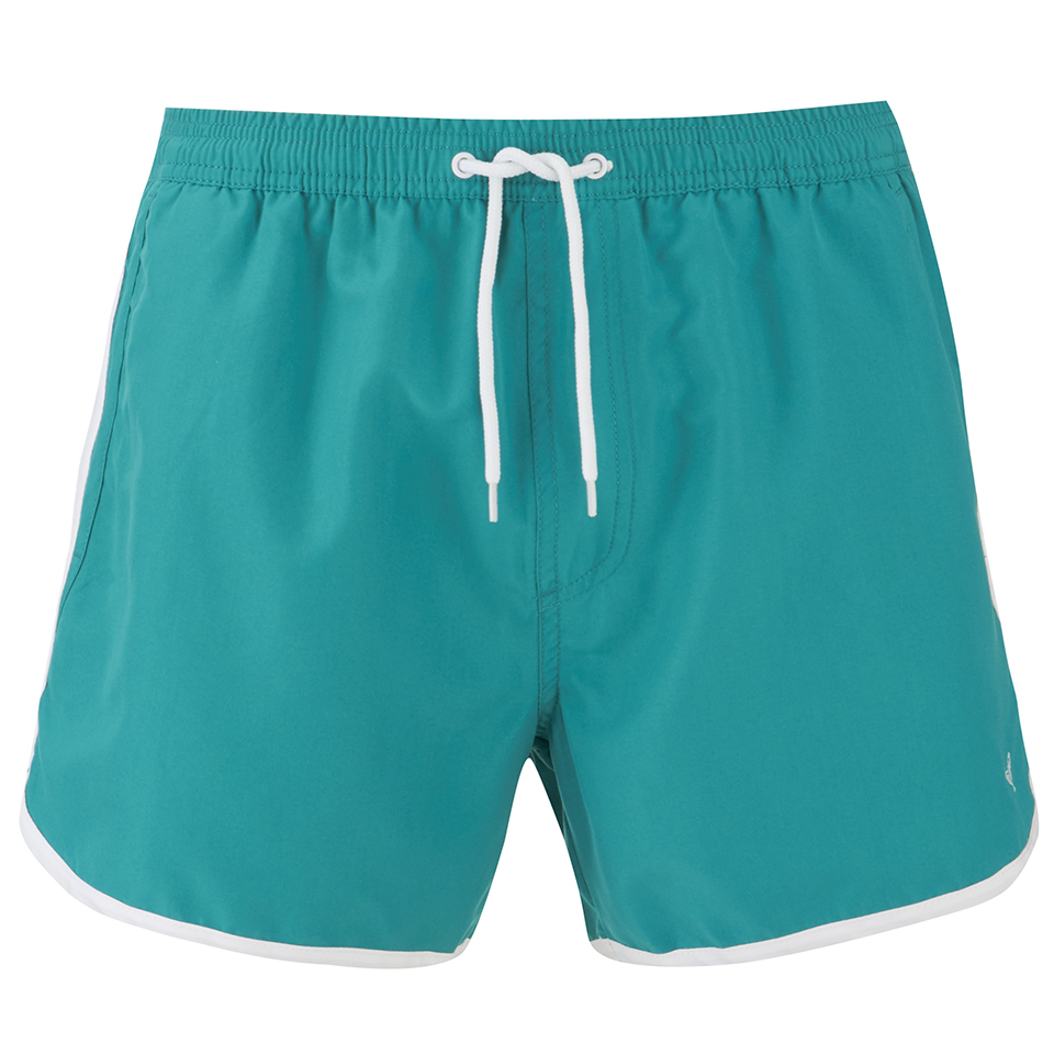 Threadbare Men S Swim Shorts Turquoise Mens Underwear