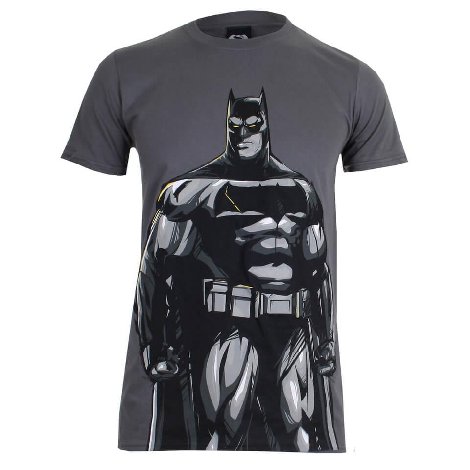 Dc Comics Men S Batman V Superman Batman T Shirt