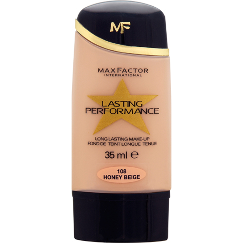 max factor lasting performance foundation various shades. Black Bedroom Furniture Sets. Home Design Ideas