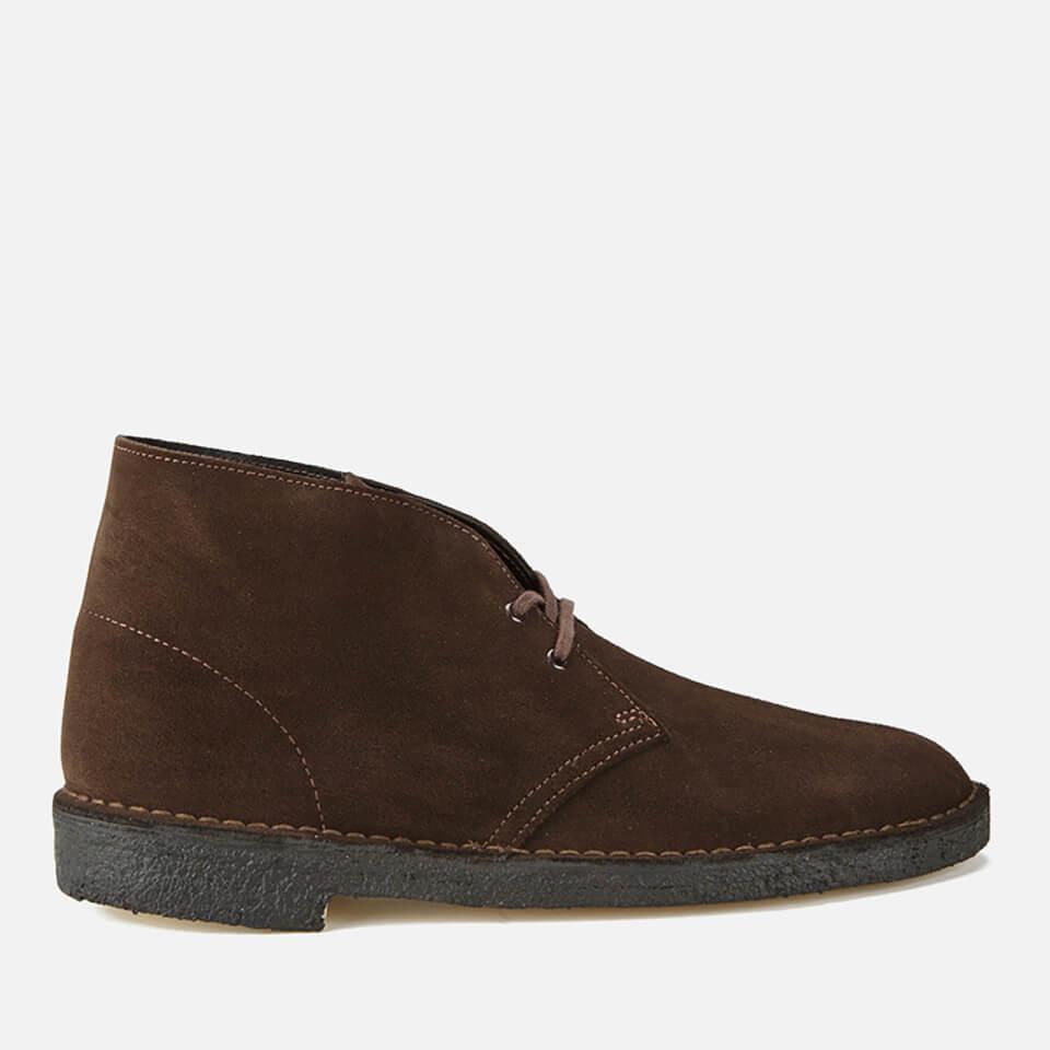 clarks originals men 39 s desert boots brown suede free uk delivery over 50. Black Bedroom Furniture Sets. Home Design Ideas
