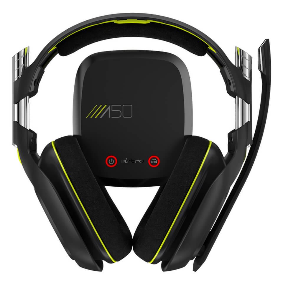 Astro A50 Wireless Headset Bundle Black Xbox One Pc