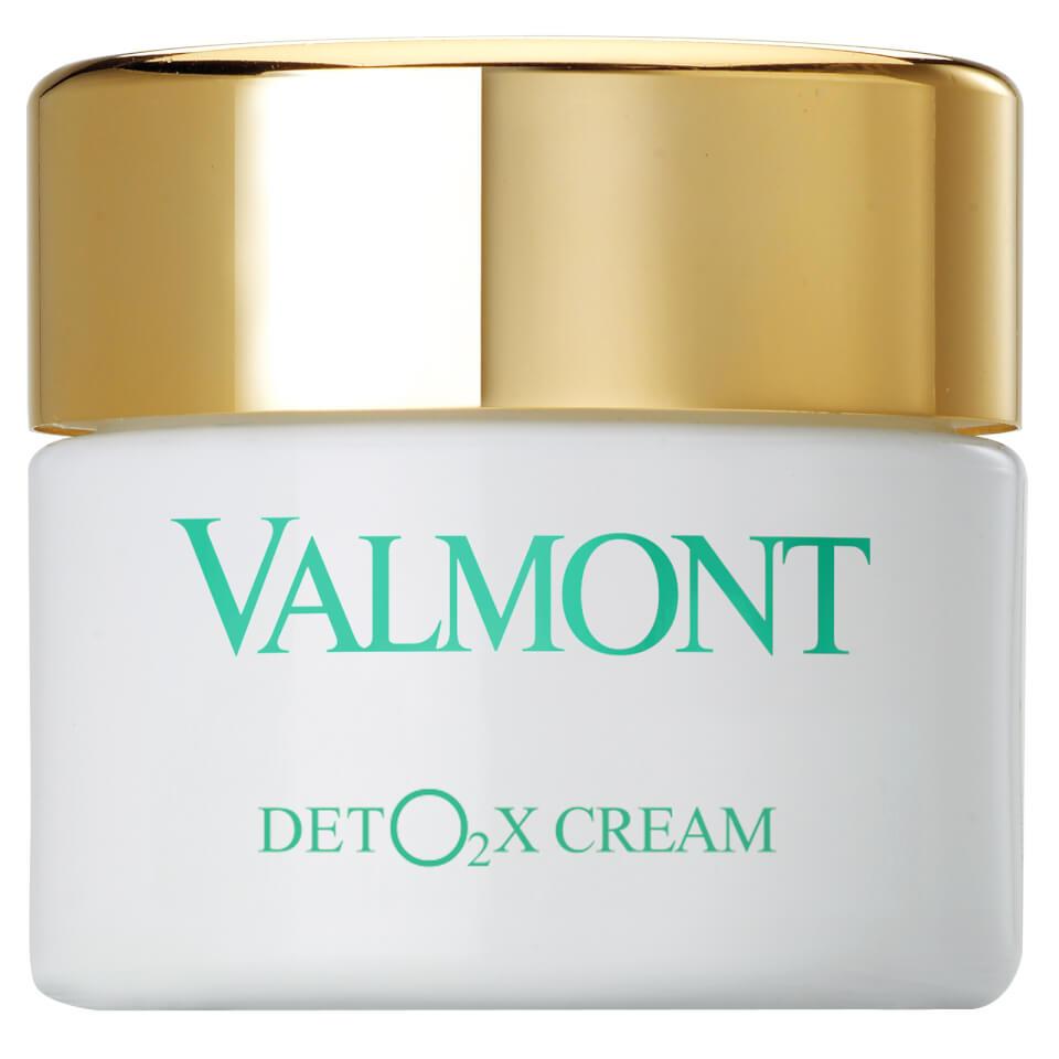 Valmont DETO2X Cream | Free Shipping | Lookfantastic