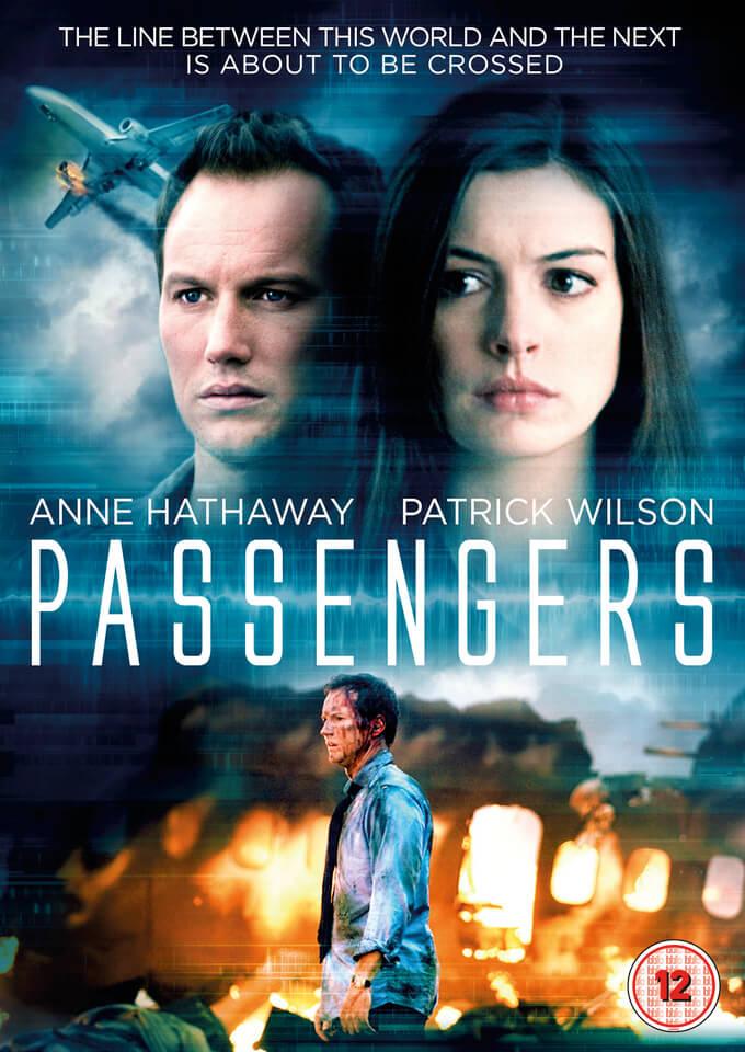 Passengers Re Sleeve Dvd Zavvi Com
