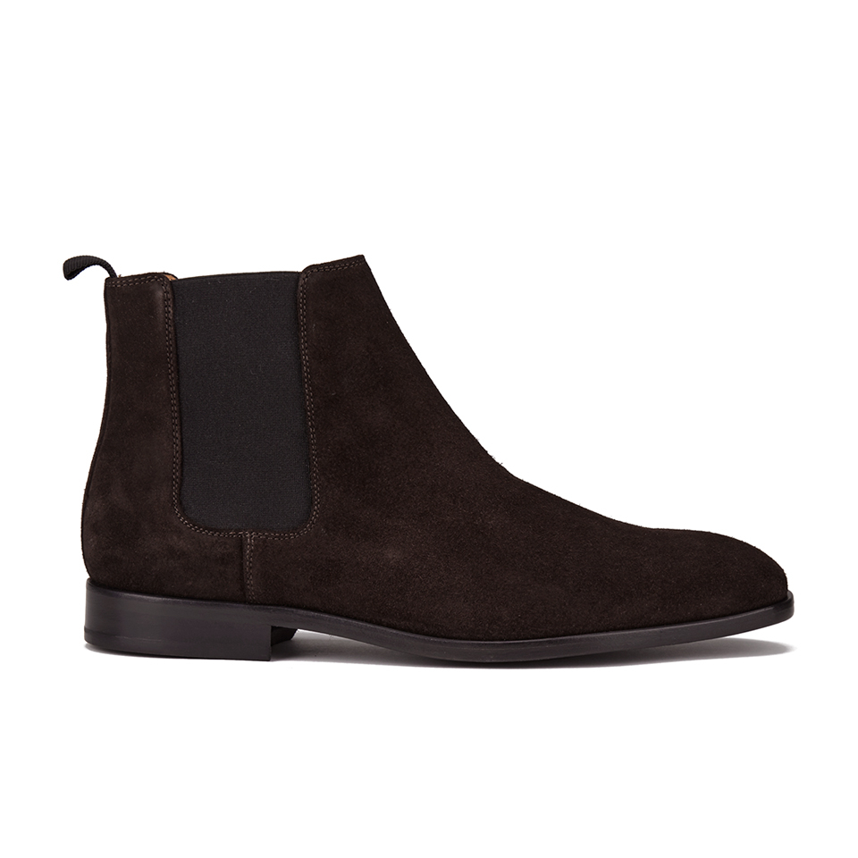 ps by paul smith men 39 s gerald suede chelsea boots t moro. Black Bedroom Furniture Sets. Home Design Ideas