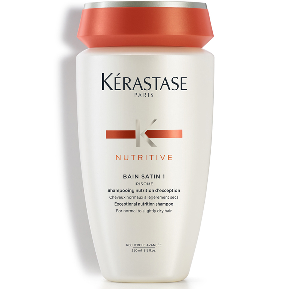 K rastase nutritive bain satin 1 250ml hq hair for Kerastase bain miroir conditioner