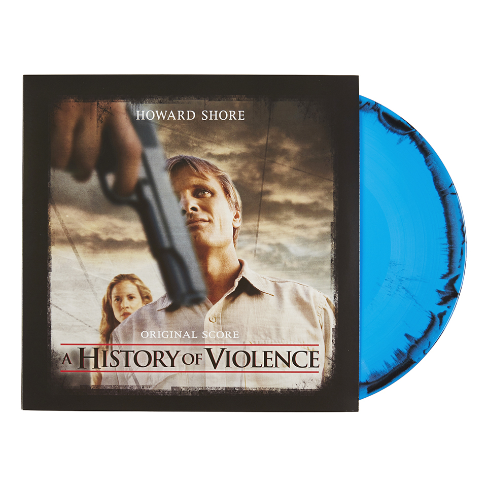 A History Of Violence Limited Edition Vinyl Ost 1lp