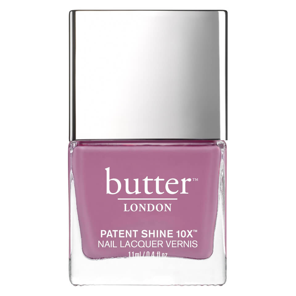 butter LONDON Patent Shine 10X Nail Lacquer 11ml - Fancy