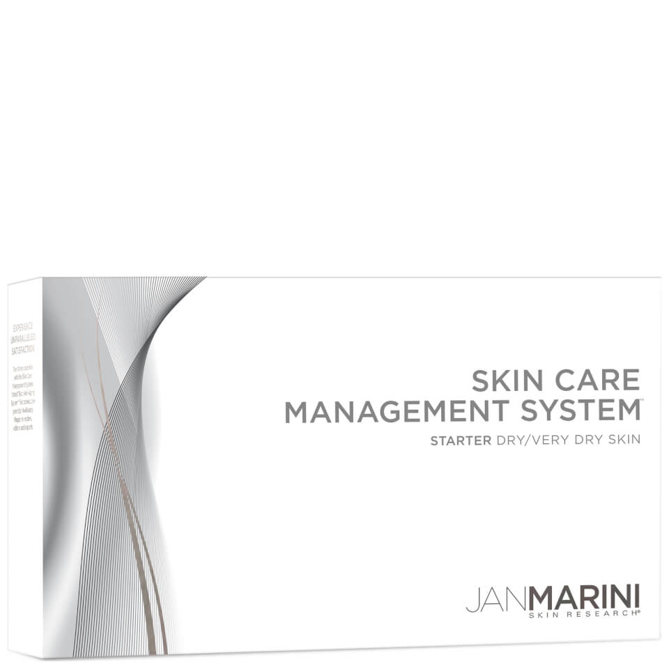 Jan Marini Starter Skin Care Management System Dry To