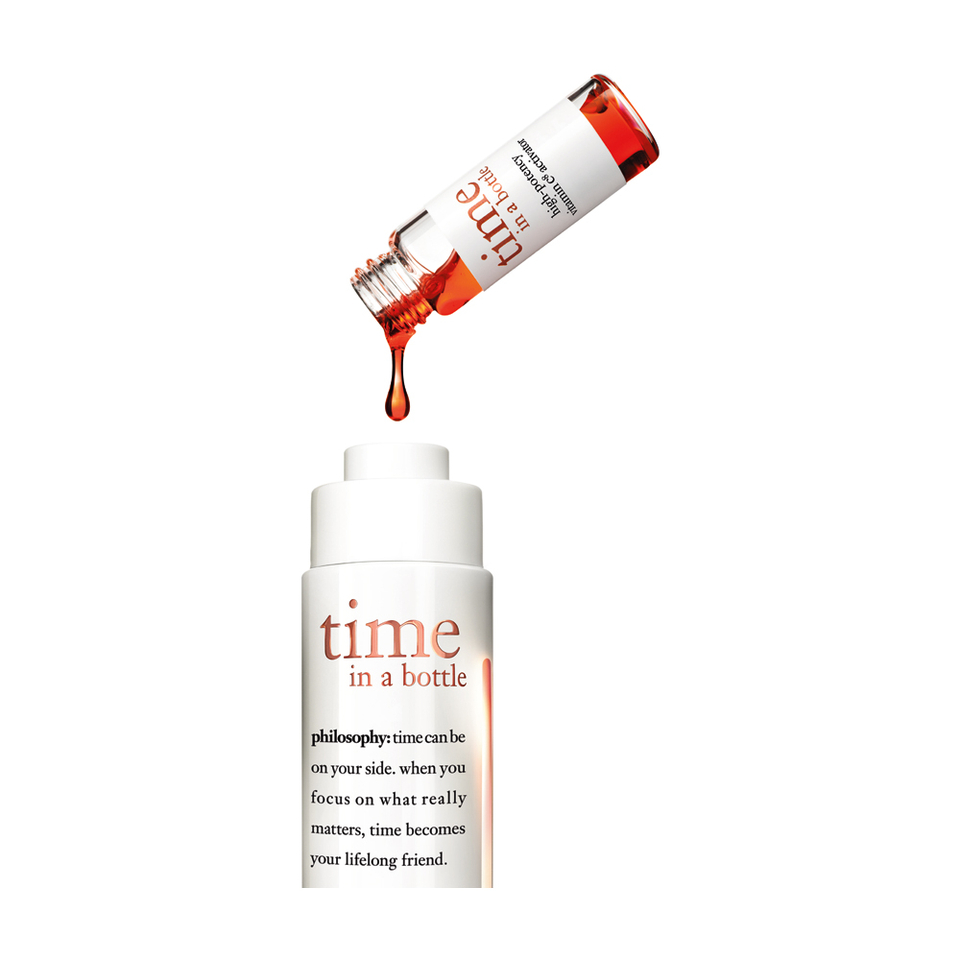 Philosophy Time In A Bottle Daily Age Defying Serum