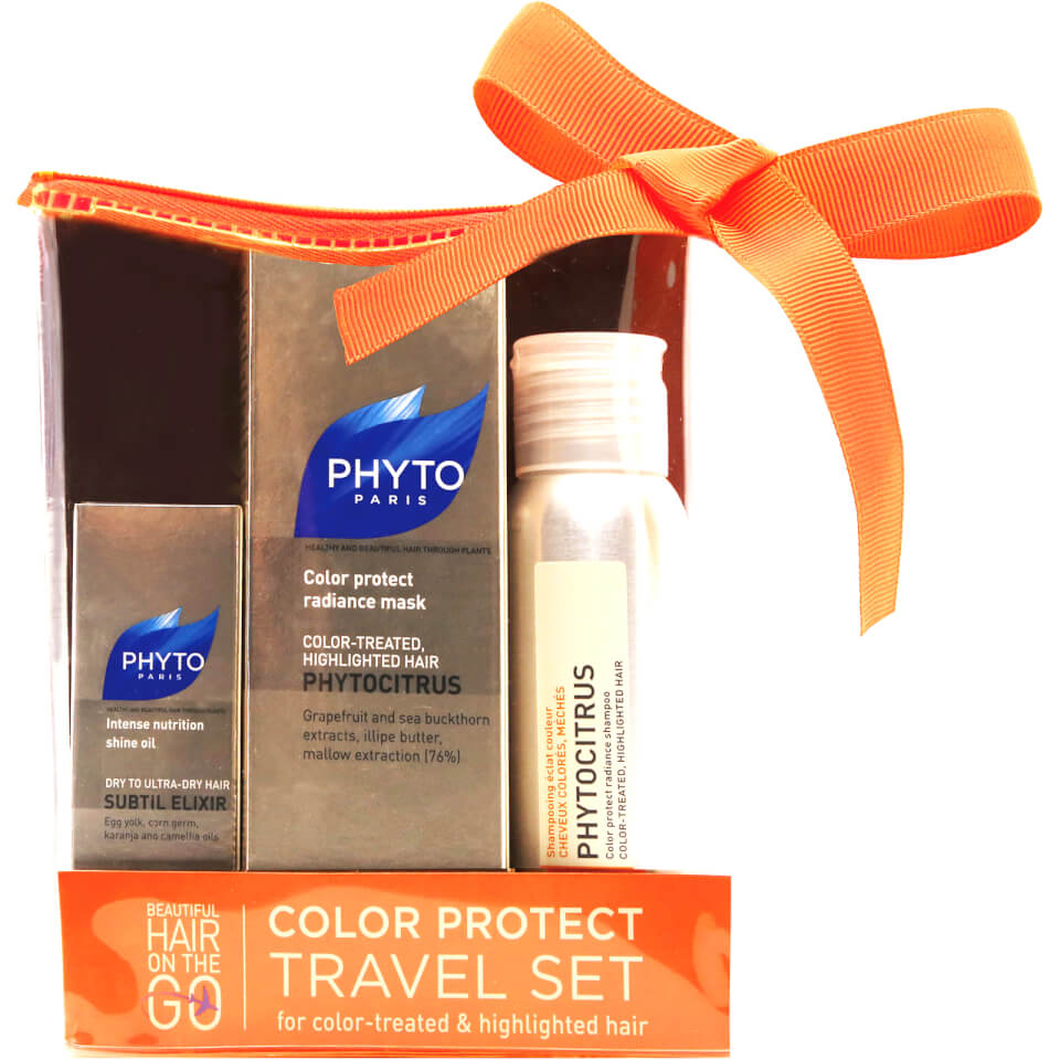 Phyto Color Protect Travel Set Skinstore