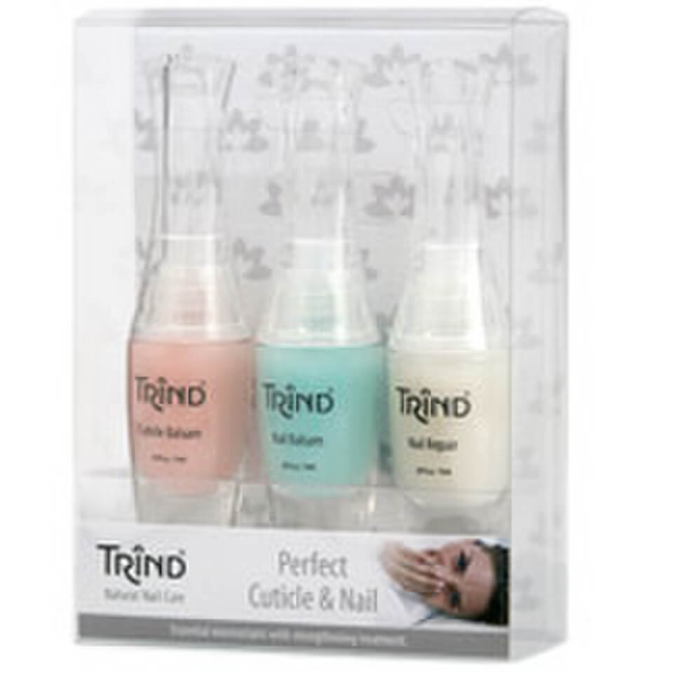 Trind Perfect Cuticle and Nail Kit   SkinStore