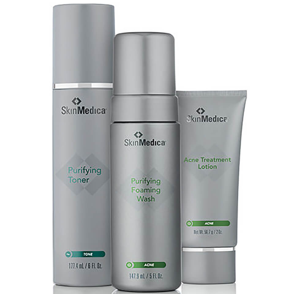 Skinmedica Acne System Worth 130 Buy Online At Skincarerx