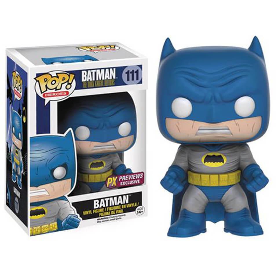 Batman The Dark Knight Returns Batman Blue Version Pop