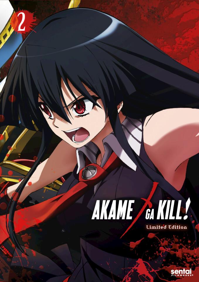 Akame Ga Kill Collection 2 Deluxe Collector S Edition