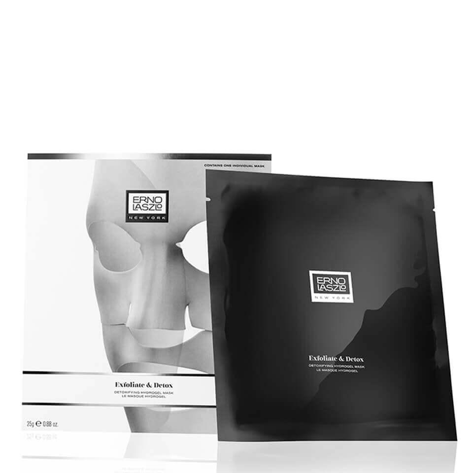 Image result for ERNO LASZLO DETOXIFYING HYDROGEL MASK - SINGLE SHEET