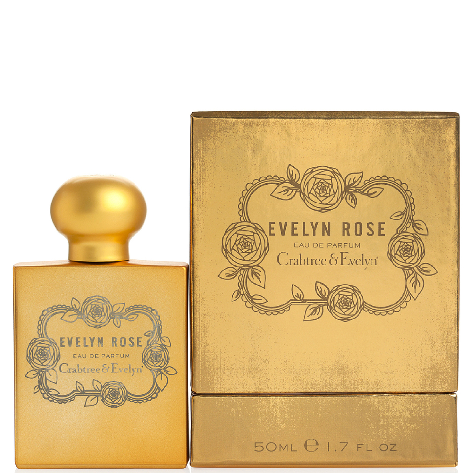Crabtree & Evelyn Evelyn Rose Eau de