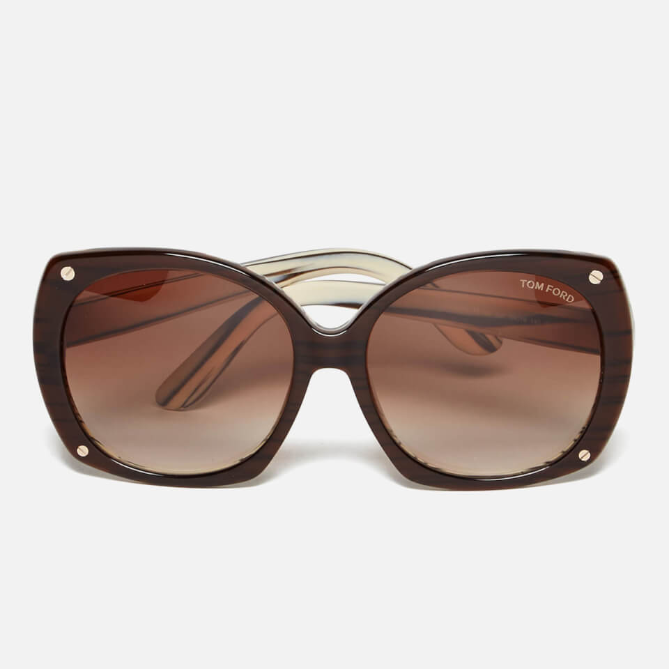 tom ford women 39 s gabriella sunglasses brown. Cars Review. Best American Auto & Cars Review