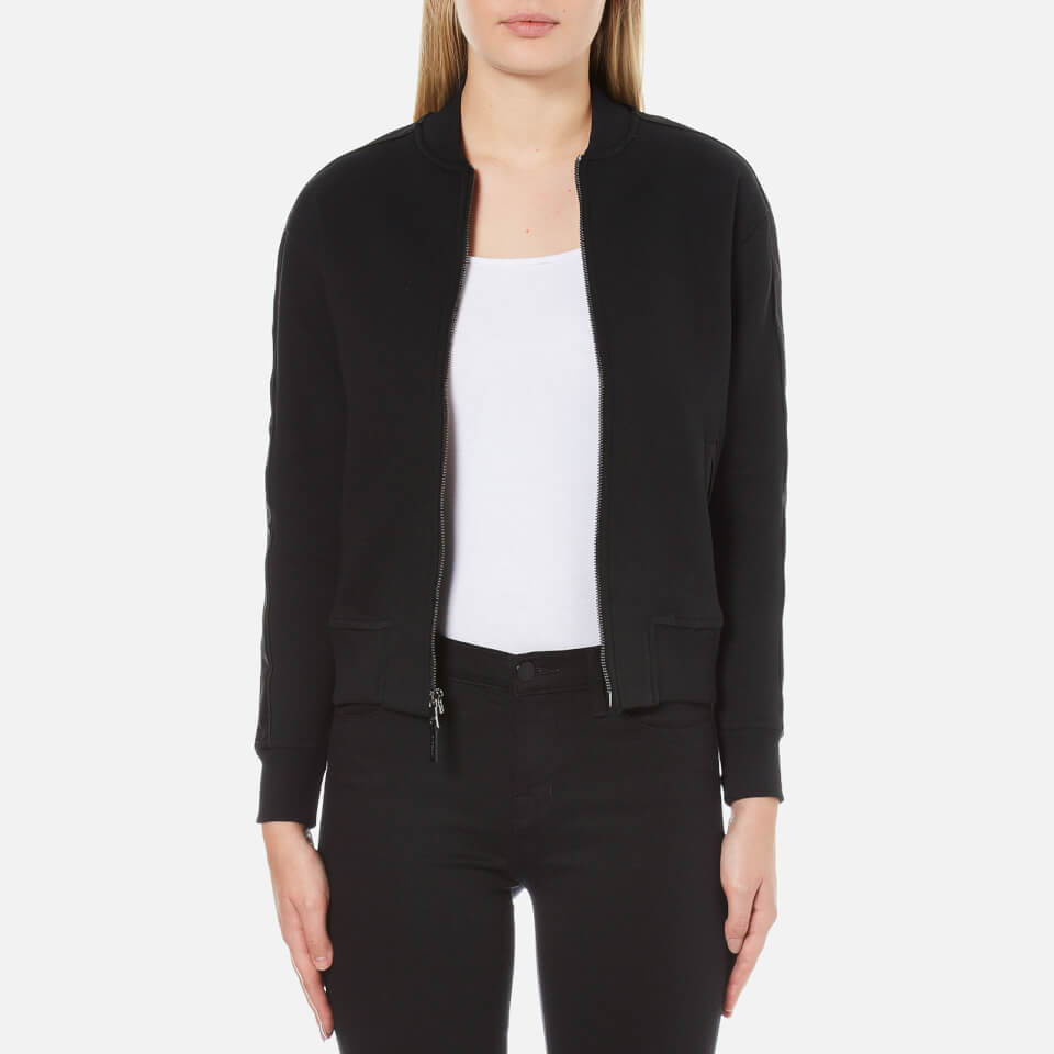 Polo Ralph Lauren Womenu0026#39;s Bomber Jacket Blazer - Polo Black - Free UK Delivery Over U00a350