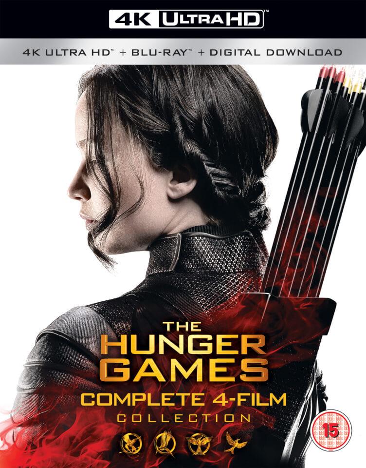 The Hunger Games Trilogy Boxset Paperback – Box set ...