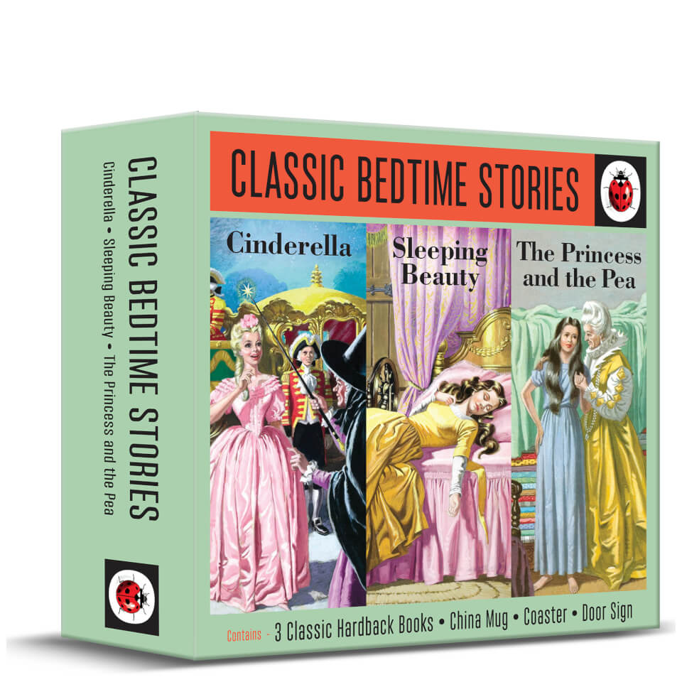 ladybird classic bedtime stories volume ii books. Black Bedroom Furniture Sets. Home Design Ideas