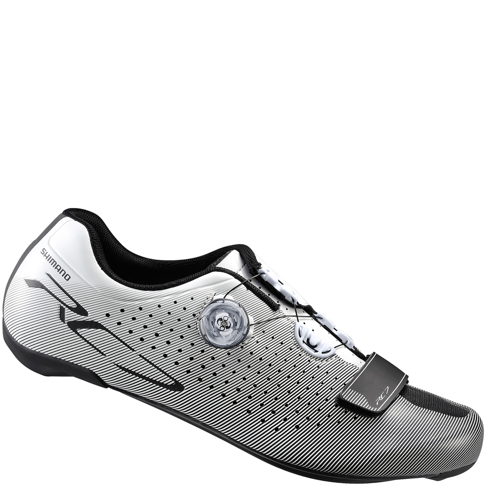 Shimano RC7 SPD-SL Road Shoes - White | Sko