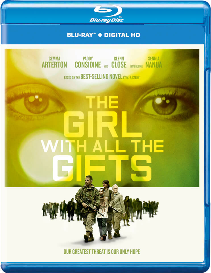 All The Girls Standing In The Line For The Bathroom: The Girl With All The Gifts Blu-ray