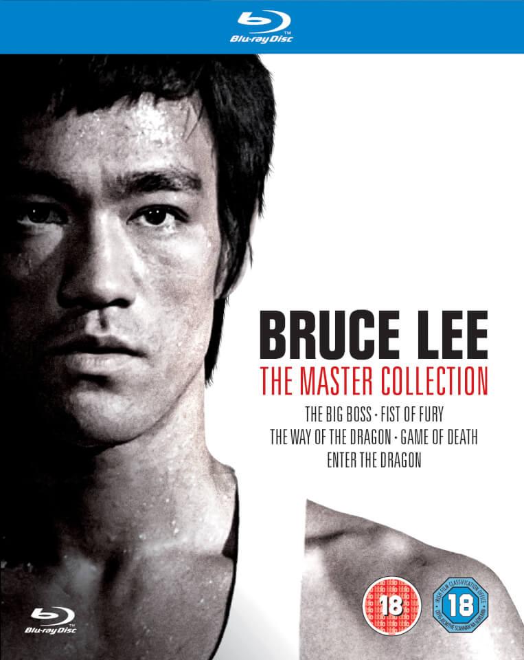 Bruce Lee - The Master Collection Blu-ray | Zavvi