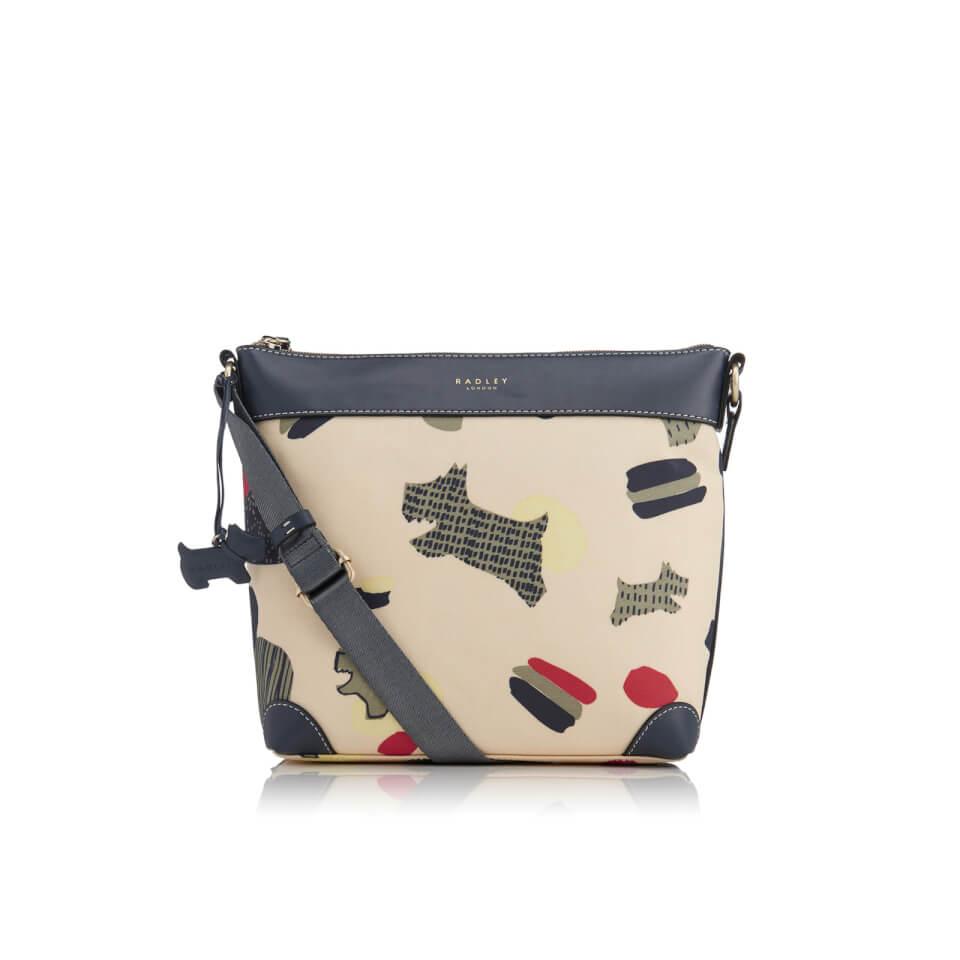 Dog walking bag sample for upcoming workshop – Amy Lamp  Dog Walking Bag Cross Body