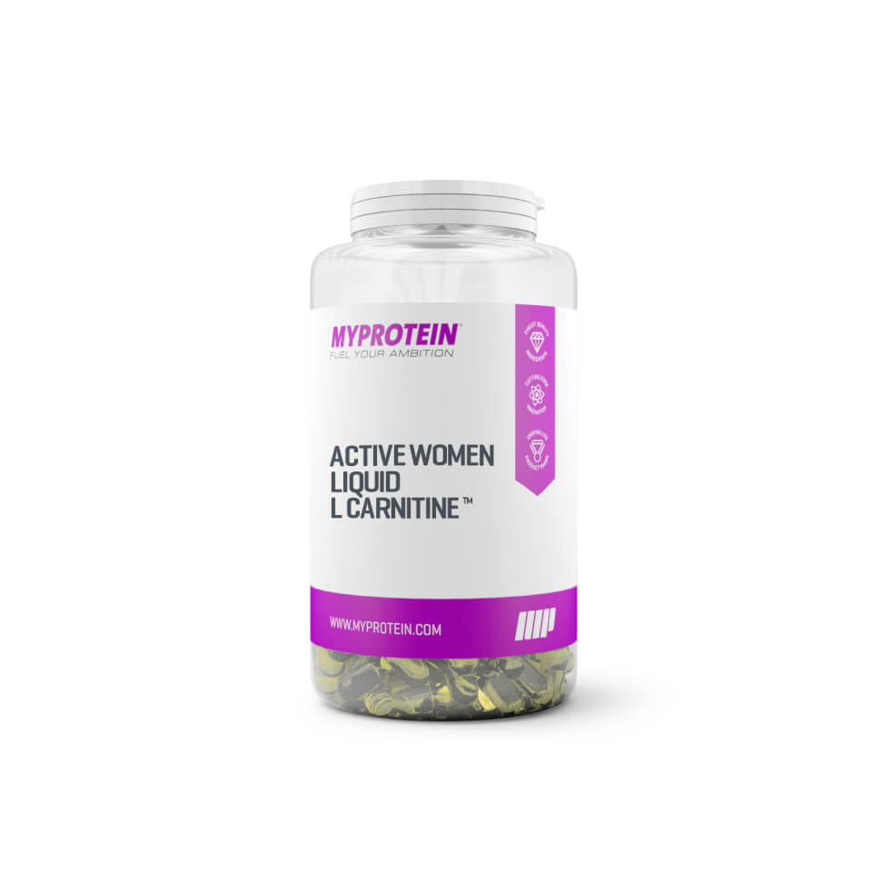 Buy Active Women Liquid L Carnitine Capsules | Myprotein US