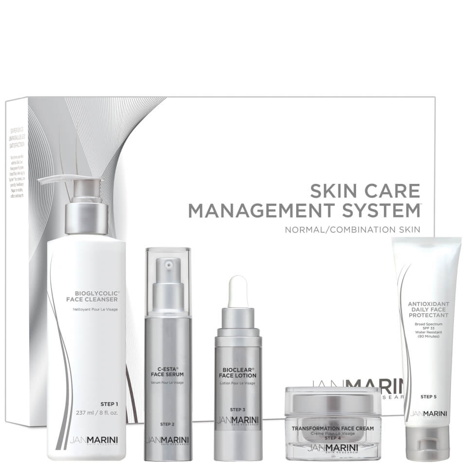 Jan Marini Skin Care Management System Normal Combo