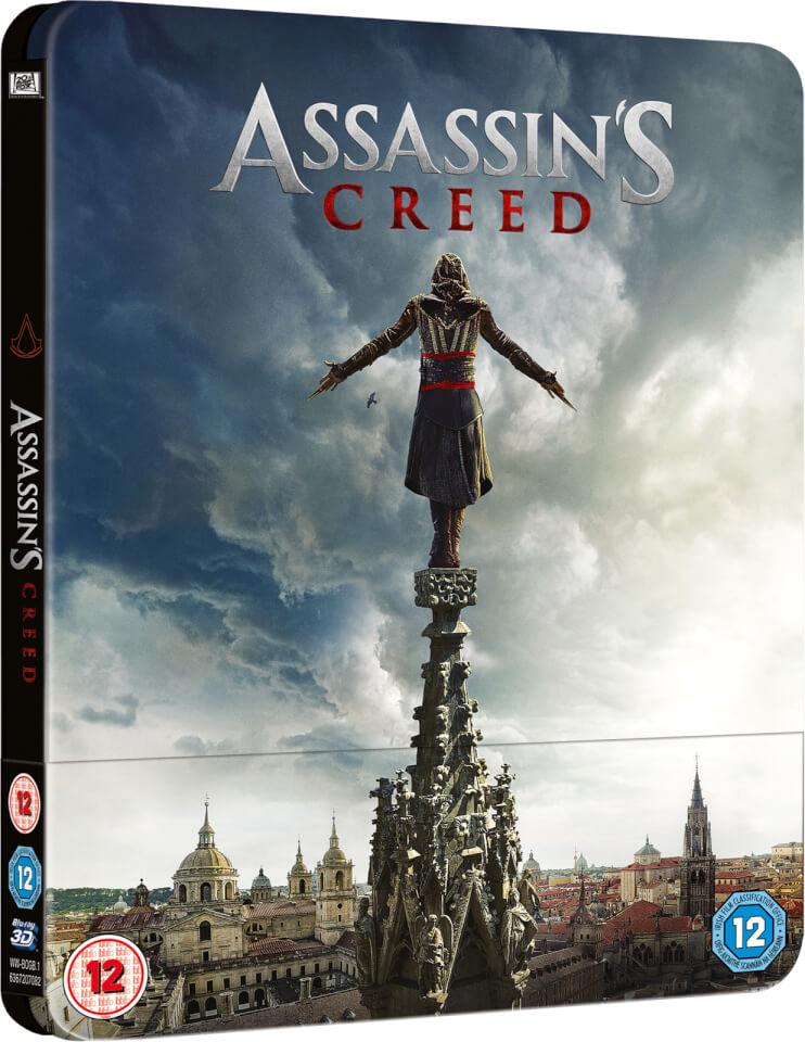 Assassin S Creed 3d Includes 2d Version Zavvi