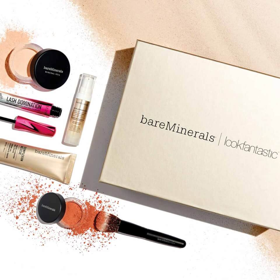 lookfantastic X bareMinerals Limited Edition Beauty Box (Worth £62)
