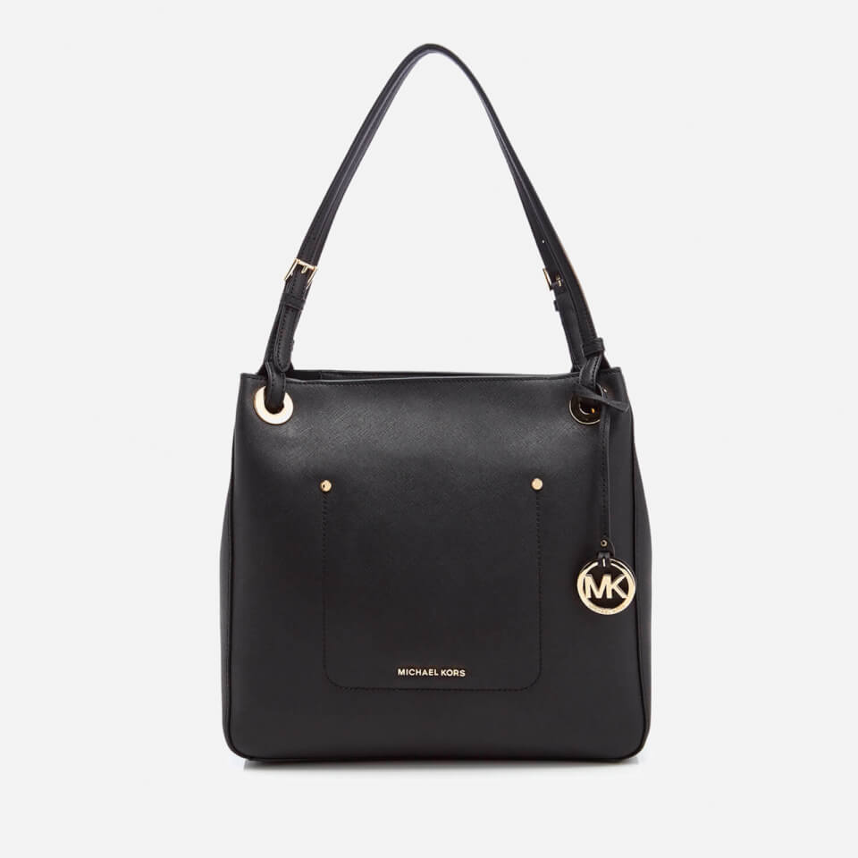 1e77ffa079c MICHAEL MICHAEL KORS Women s Walsh Medium Tote Bag - Black - Free UK  Delivery over £50