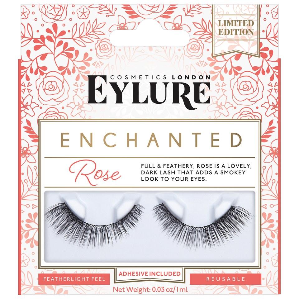 Eylure enchanted eyelashes rose livraison for Rose livraison