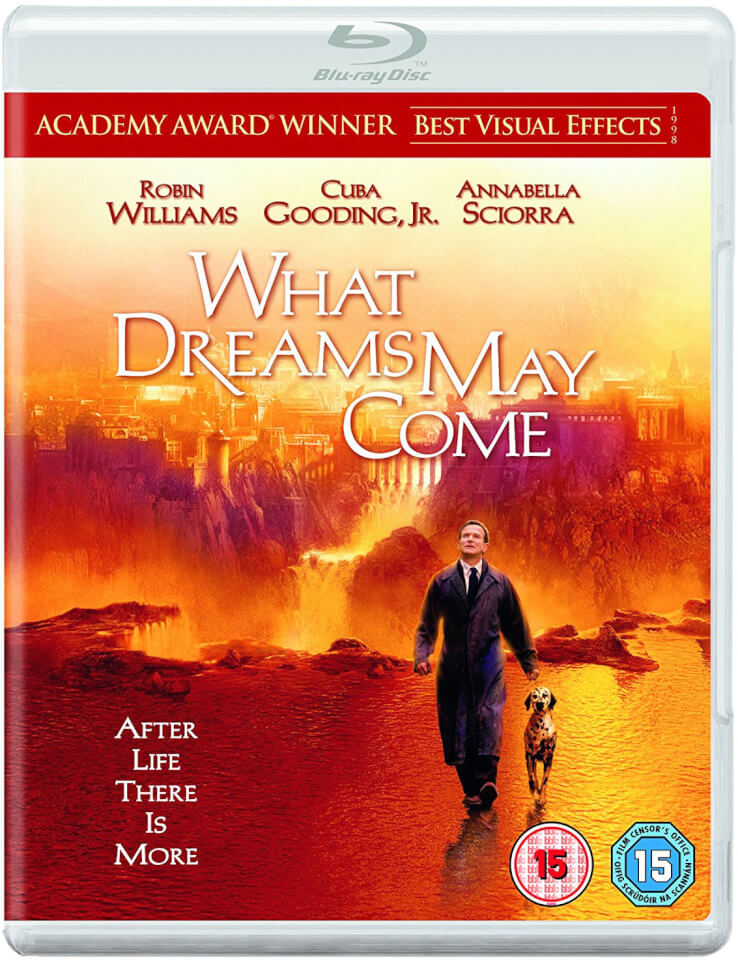 the positive view of the afterlife in the movie what dreams may come