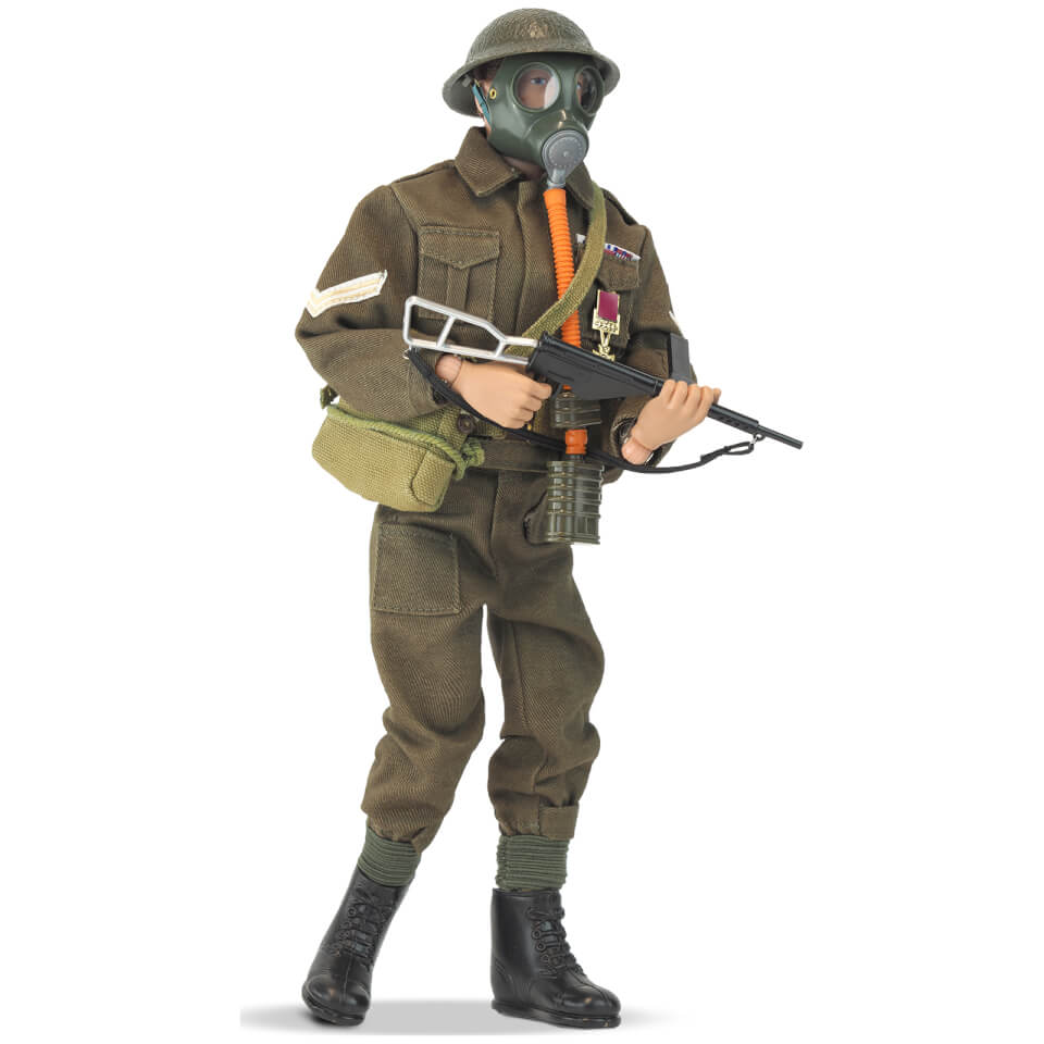 Toys For Gentleman : Action man british infantryman figure toys zavvi