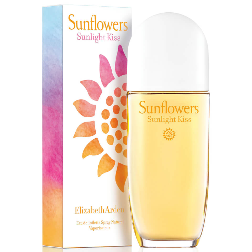 perfume elizabeth arden sunflowers