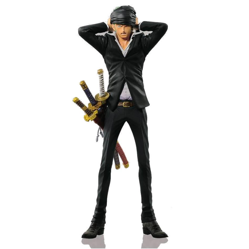 Banpresto One Piece King Of Artist The Roronoa Zoro Figure