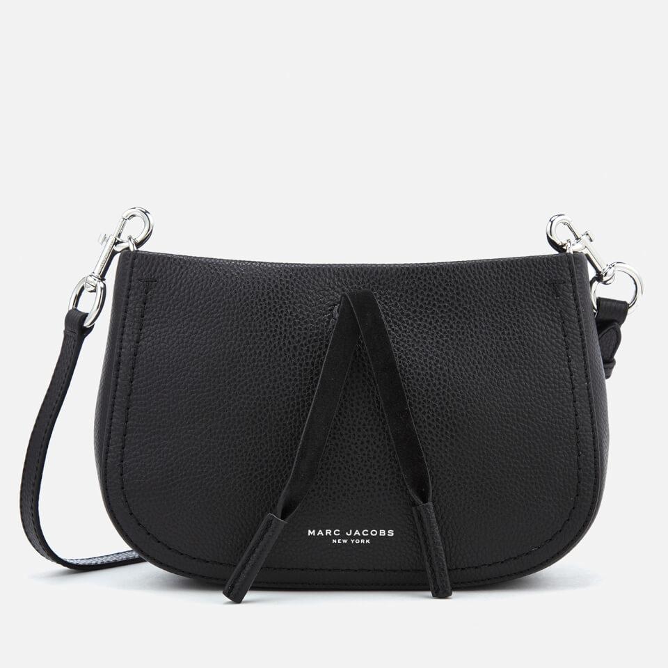 Marc Jacobs Womens Maverick Cross Body Bag Black