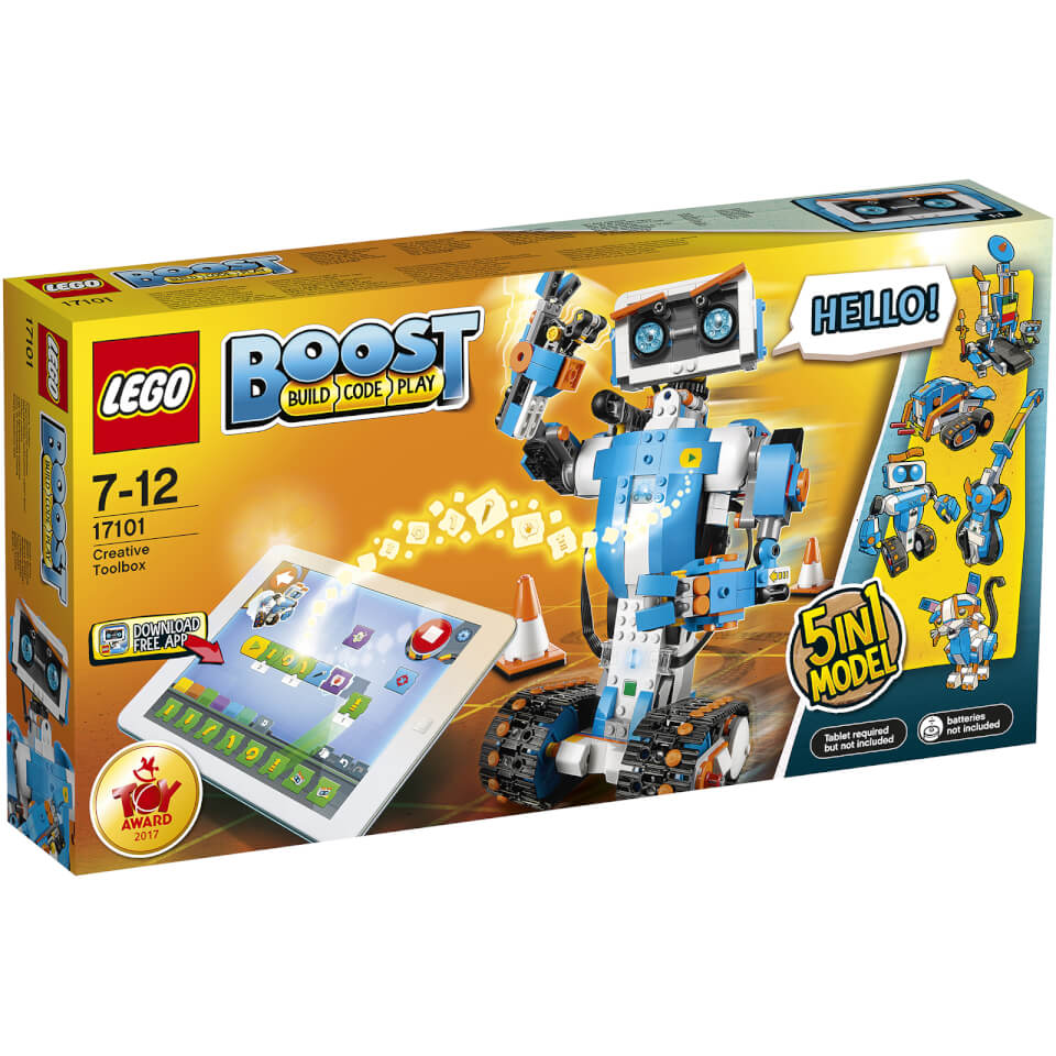 LEGO Boost: Creative Toolbox (17101)